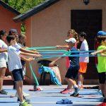 juegos campamento de tenis ferrero stage