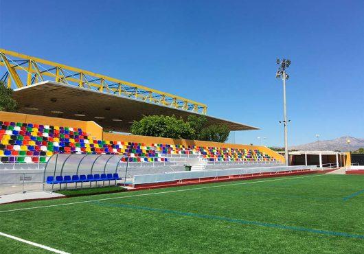 Estadio Municipal San Vicente