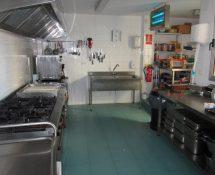 cocina residencia arbolar