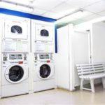 lavanderia residencia campamento