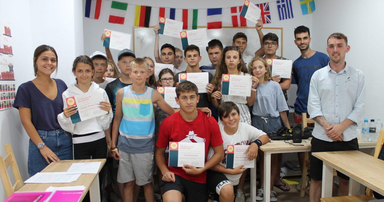 Diversión y aprendizaje de idiomas en Alicante
