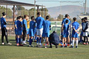 sesion de entrenamiento campamento de futbol fc porto 5